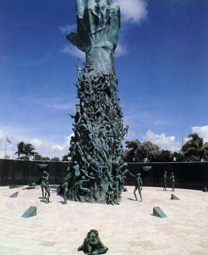 Holocaust Memorial Miami
